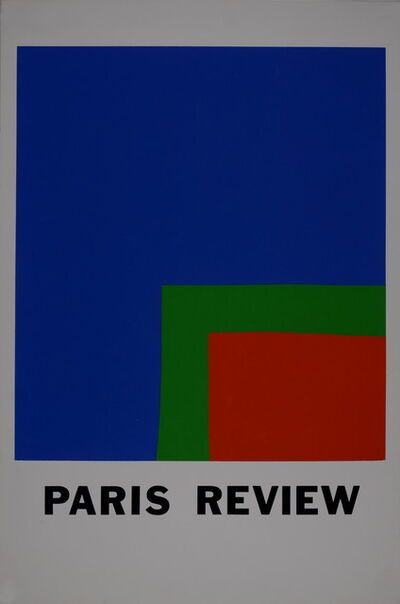 Ellsworth Kelly, 'The Paris Review', 1968