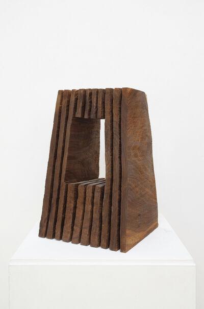 David Nash, 'Walnut Frame', 2006