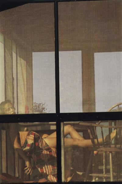 Saul Leiter, 'Lanesville (variant)', 1958
