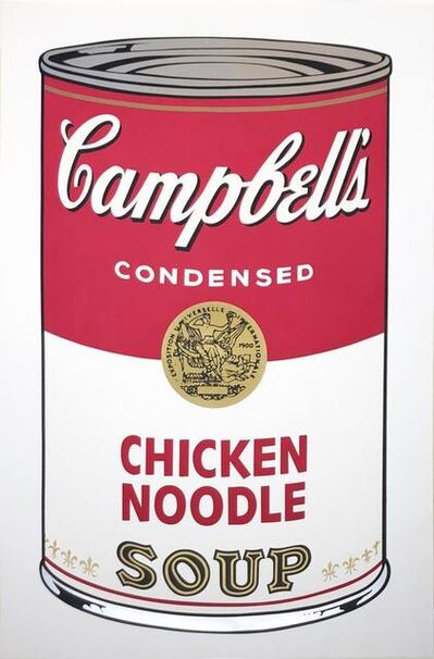 Andy Warhol, 'Campbell's Soup I: Chicken Noodle II.45', 1968