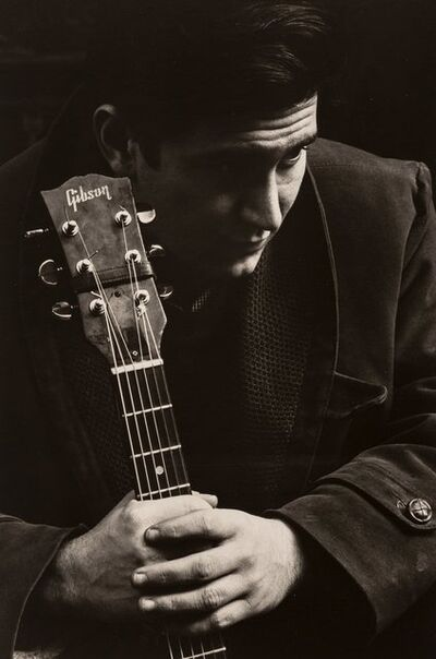 Jim Marshall, 'Phil Ochs', 1963