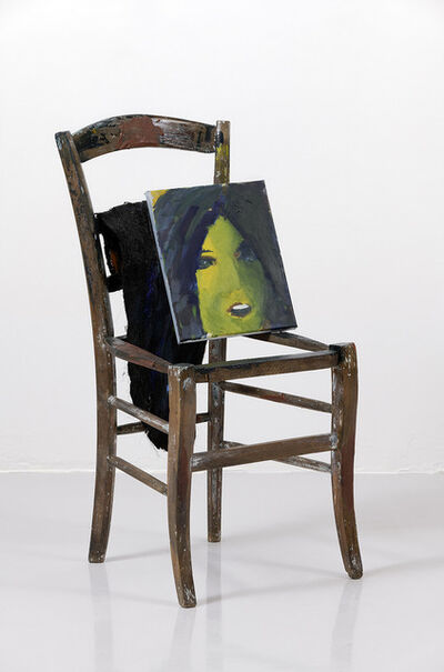 We Are The Painters, 'Chaise, Portrait - Don't Sit on the Chairs !', 2020