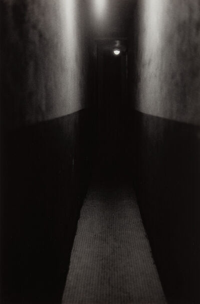 Roy DeCarava, 'Hallway, New York', 1953-printed later
