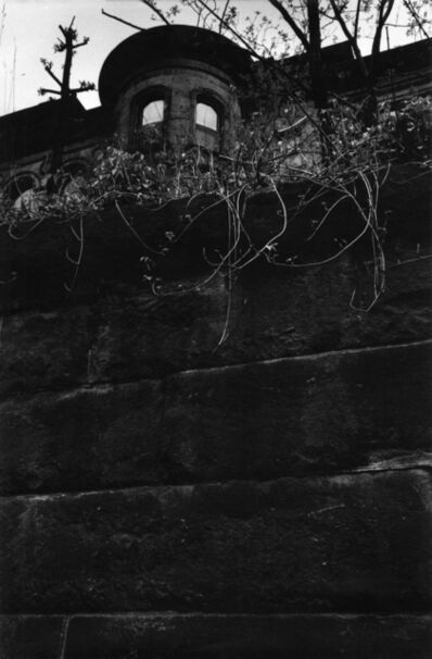 W. Eugene Smith, 'House with Eyes from series, Pittsburgh', 1955-1956