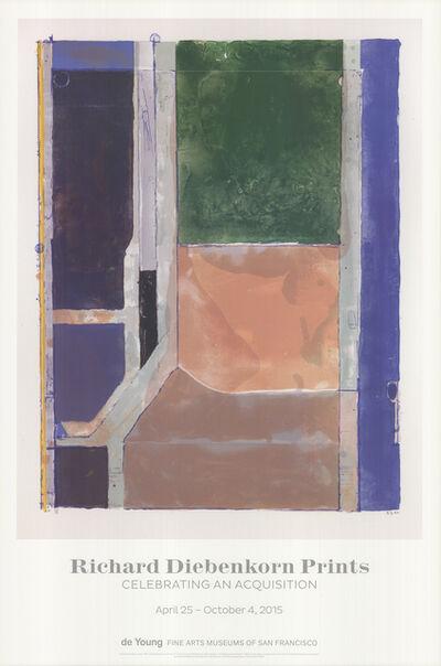 Richard Diebenkorn, 'Twelve', 2015