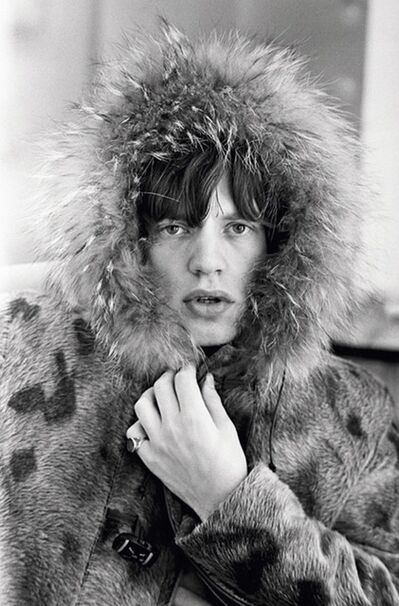 Terry O'Neill, 'Mick's Parka (mouth open)', 1964