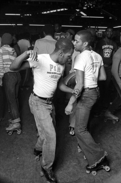 Patrick D. Pagnano, 'Empire Roller Disco #11', 1980