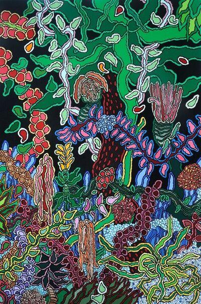 Carol Brown Goldberg, 'The Garden of Enkidu', 2015