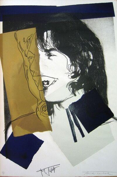 Andy Warhol, 'Mick Jagger II.142', 1975