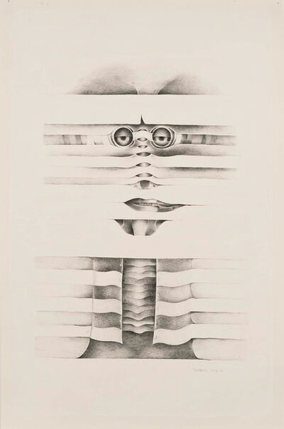 Lee Bontecou, 'Untitled', 1972-1973