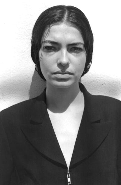 Ferdinando Scianna, 'Andalusia. Sevilla. Fashion photograph with Eva Maria Fernandez. SPAIN. ', 1994