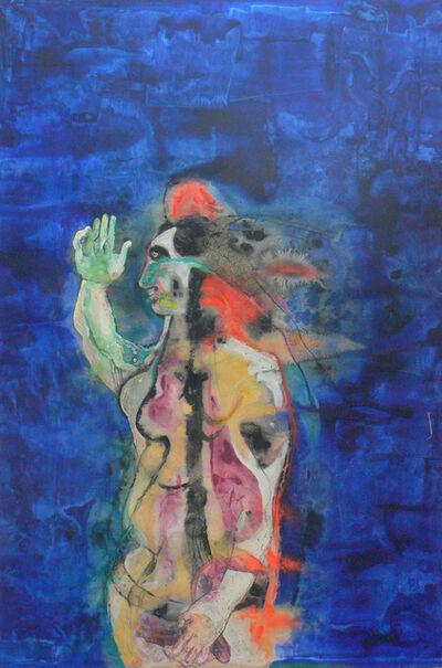 Mohan Samant, 'Warrior Woman', 2002