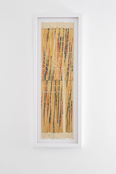Ronny Quevedo, 'quipu (for Arara)', 2019