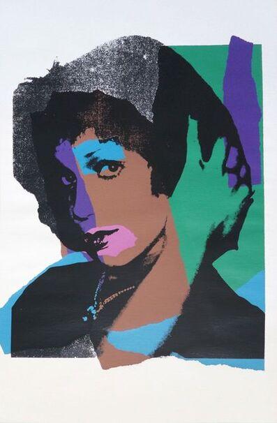 Andy Warhol, 'Ladies and Gentlemen II.132', 1975