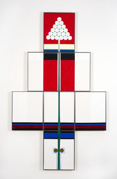 Ibrahim El-Salahi, 'The Tree', 2008
