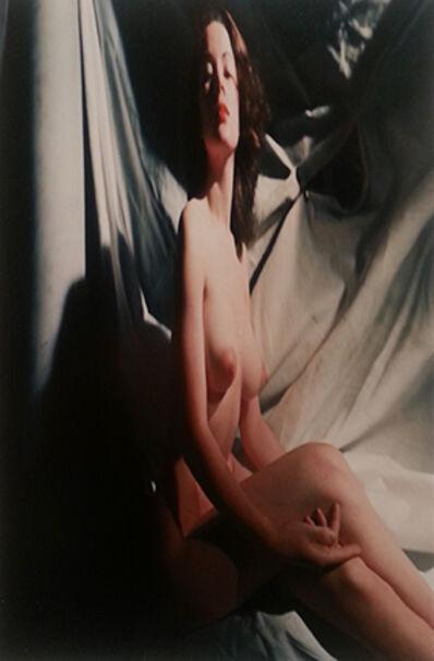 Erwin Blumenfeld, 'Distorted Nude, New York', 1950's