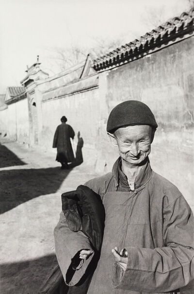 Henri Cartier-Bresson, 'Eunuch of the Imperial Court, Peking', 1949