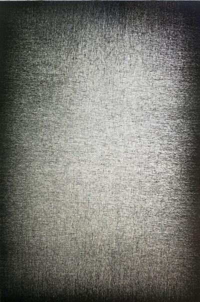 L'outsider, 'Peinture madmax sur toile #2.3', 2019