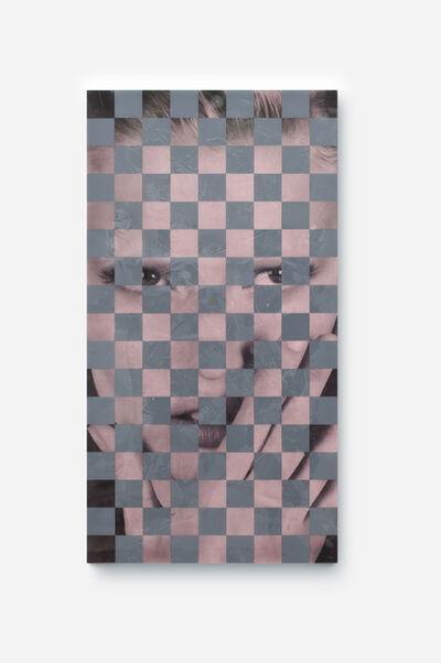 Nick Oberthaler, 'Untitled (CK#II / negative outlook)', 2016