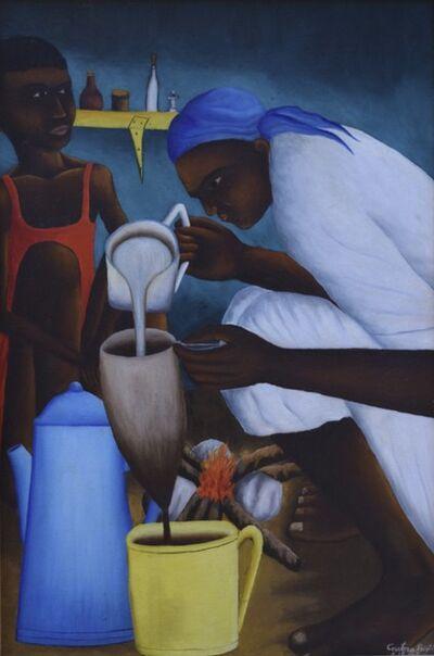 Castera Bazile, 'Untitled (Mother & Child)', 1963
