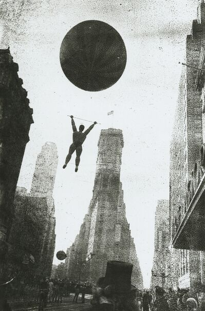 Robert Frank, 'Men of Air, Macy's Day Parade, New York', 1948