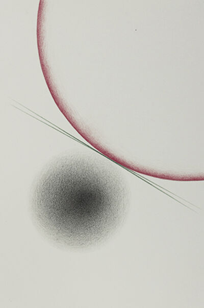 Karina Peisajovich, ') x∞', 2017