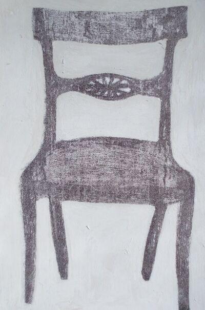 Angela A'Court, 'Pentreath's Chair', 2015