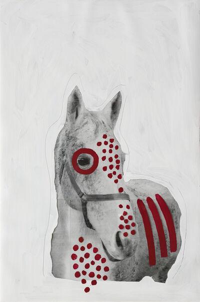 Giuseppe De Mattia, 'Decorations for War Horses #1, Bologna ', 2018