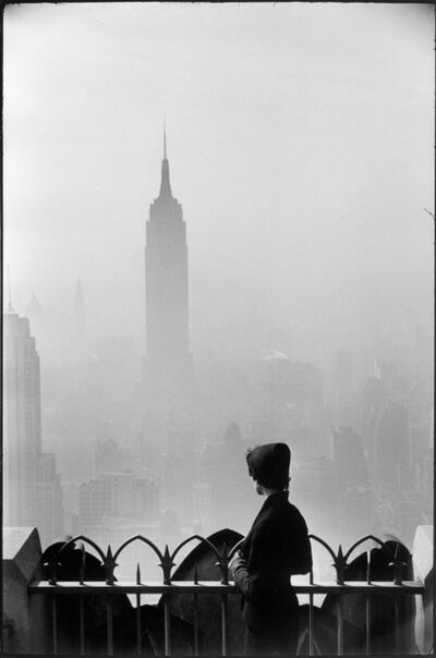 Elliott Erwitt, 'New York City, 1955', 1955