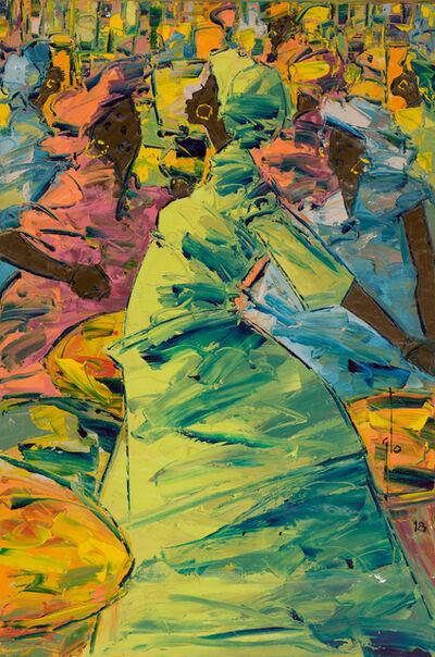 Ablade Glover, 'Profiles I', 2018