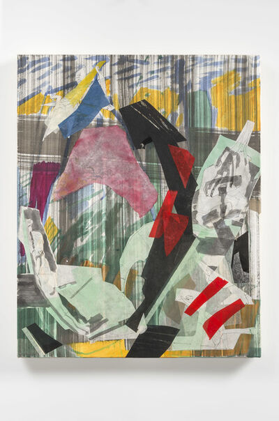 Iva Gueorguieva, 'Rampling ', 2016
