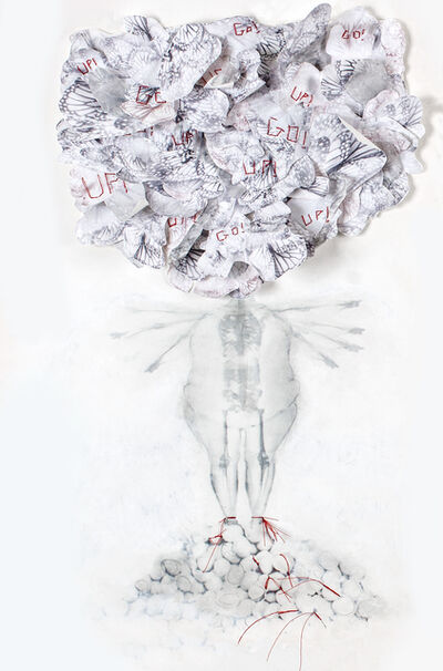 Joanne Grune-Yanoff, 'Go!', 2014