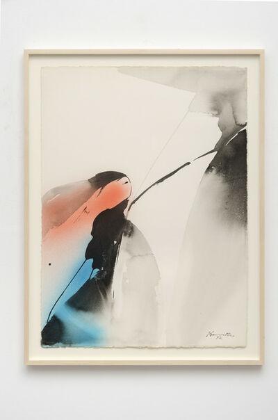 Matsumi Kanemitsu, 'Untitled', 1970