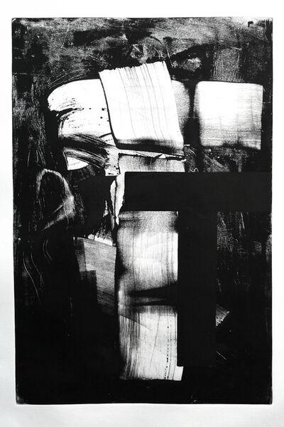 Jaime Poblete, 'UNTITLED (monotype)', 2020