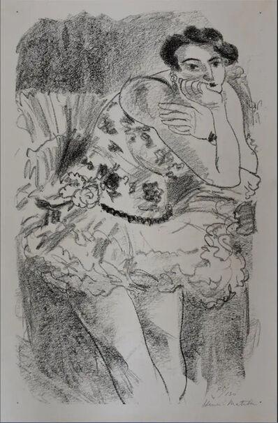 Henri Matisse, 'La Danseuse', 1925-26