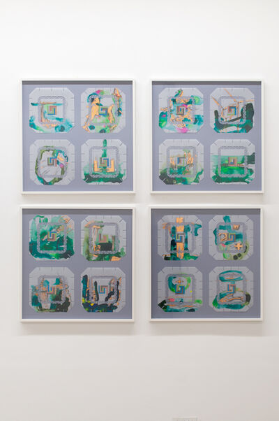 Marcos Lutyens, 'Environ-mental', 2019