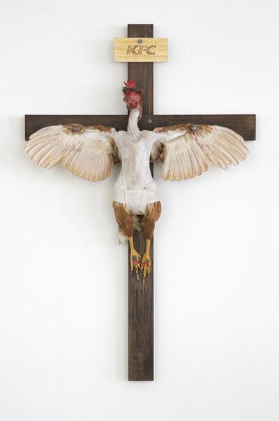 Deborah Sengl, 'Via Dolorosa', 2012