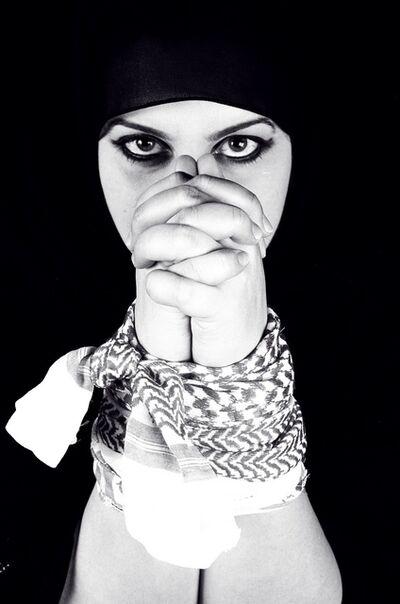 Manal AlDowayan, 'Bound', 2005