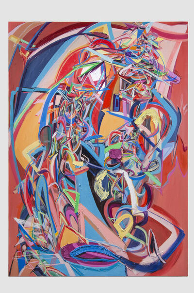 Ali Smith, 'Bone Shaker', 2014