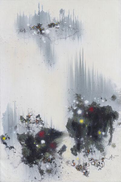 Hu Chi-Chung 胡奇中, 'Painting #6816', 1968