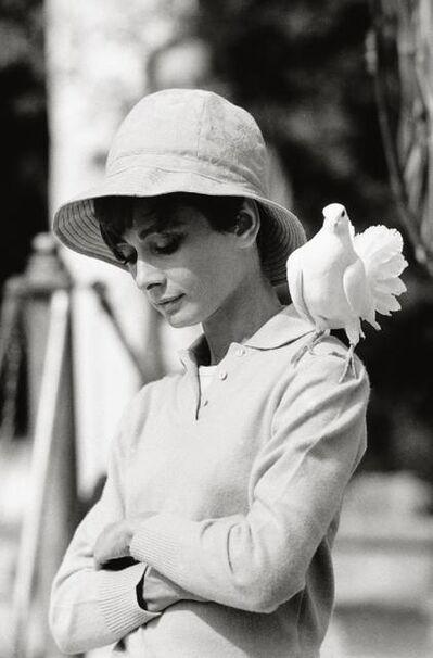 Terry O'Neill, 'Audrey Hepburn, St. Tropez', 1967