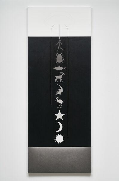 Rune Mields, 'Genesis: Das Erbrechen des Bumba (Afrika/Bakuba)', 1992