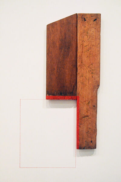 Michelle Magot, 'Rectangulo rojo', 2017