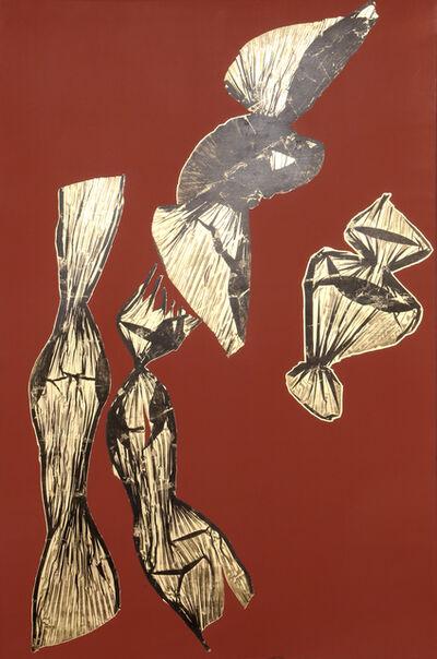 Lynda Benglis, 'Dual Nature (Brown)', 1991