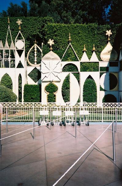 AMI SIOUX, 'Disneyland, Anaheim, California.', 2016