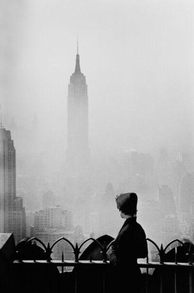 Elliott Erwitt, 'Empire State Building, New York City', 1955