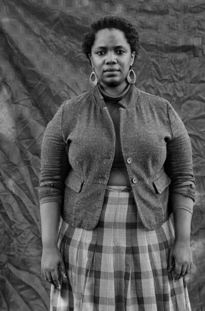 Zanele Muholi, 'Pumelela 'Push' Nqelenga, Pietermaritzburg', 2017