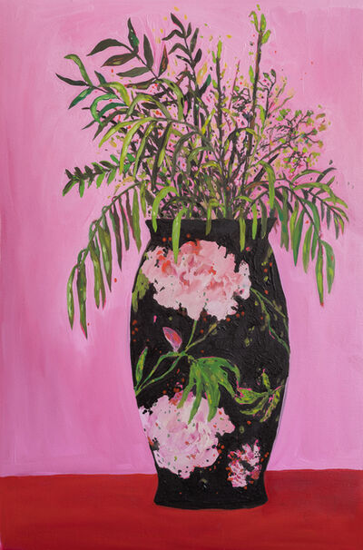 Sarah Osborne, 'Vase Fleuri', 2018