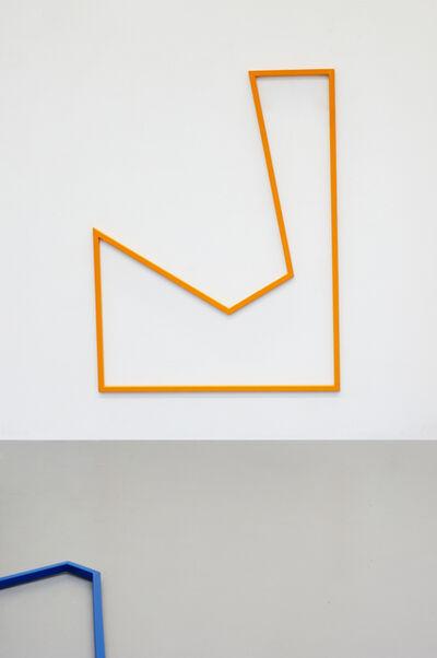 Gary Schlingheider, 'playground yellow', 2015