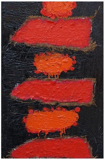 Giorgio Lo Fermo, 'Homage to Burri', 2004